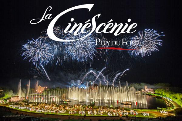 Lighting design for Puy du Fou spectacle