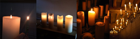 ACT Custom Candles