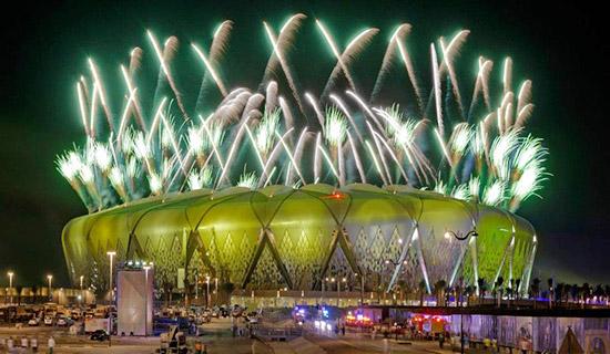 Jeddah opening Ceremony