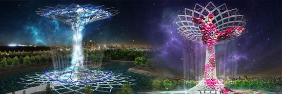 Tree Of Life Expo2015