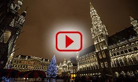 Brussels Plaisir d'hiver - Grand Place