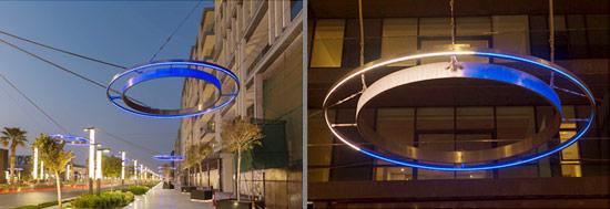 Rings on City Walk