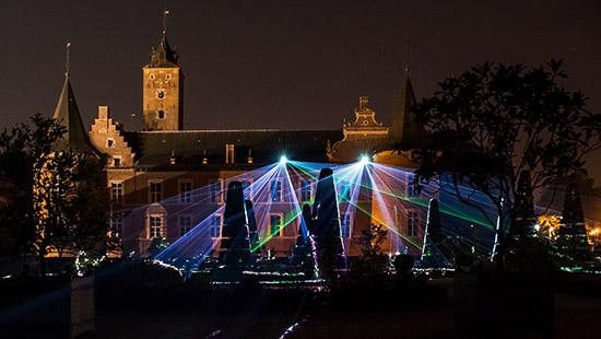 Alden Bilzen Laser Show